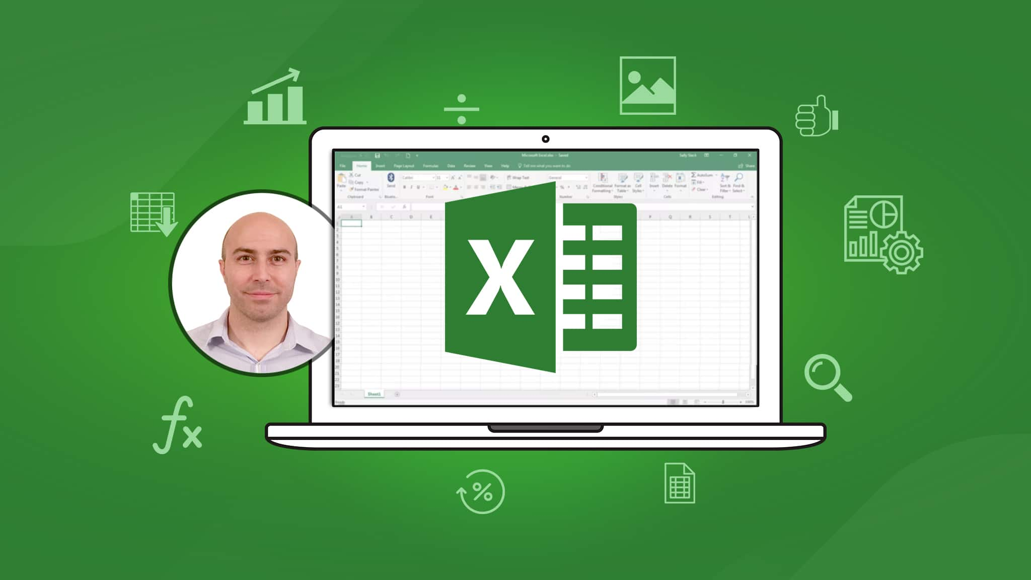 Ultimate Excel online course image