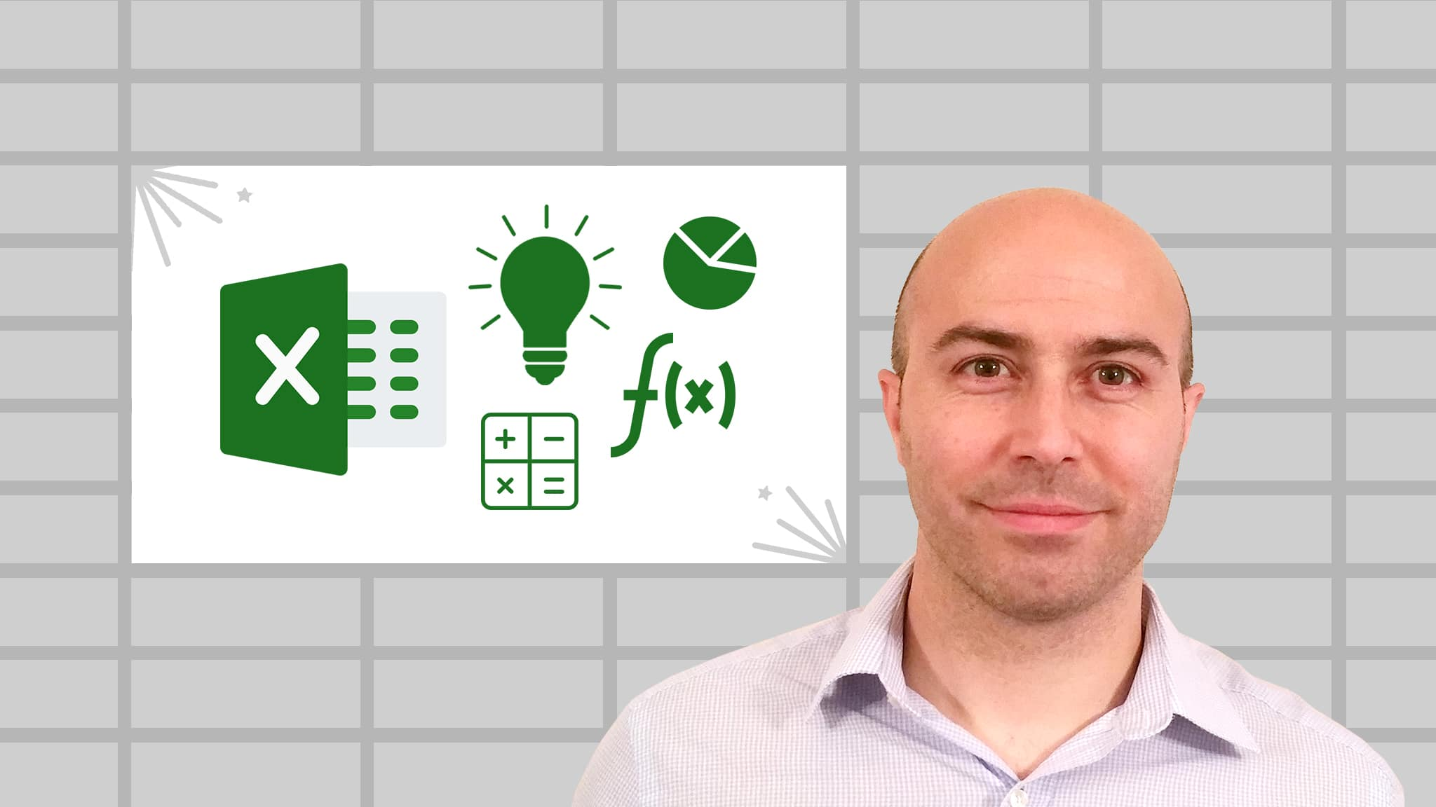 Ultimate Excel online course and advanced Excel tricks bundle course image