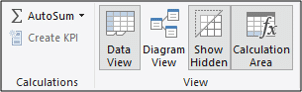 Opening the Diagram view